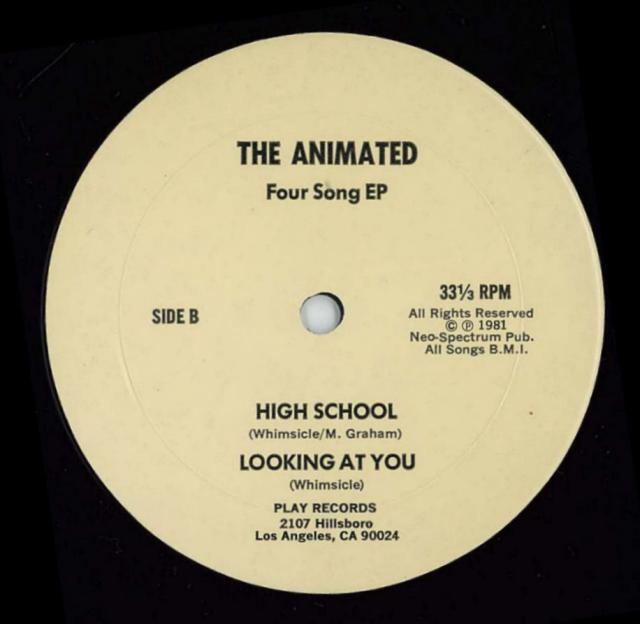 The Animated - Side B